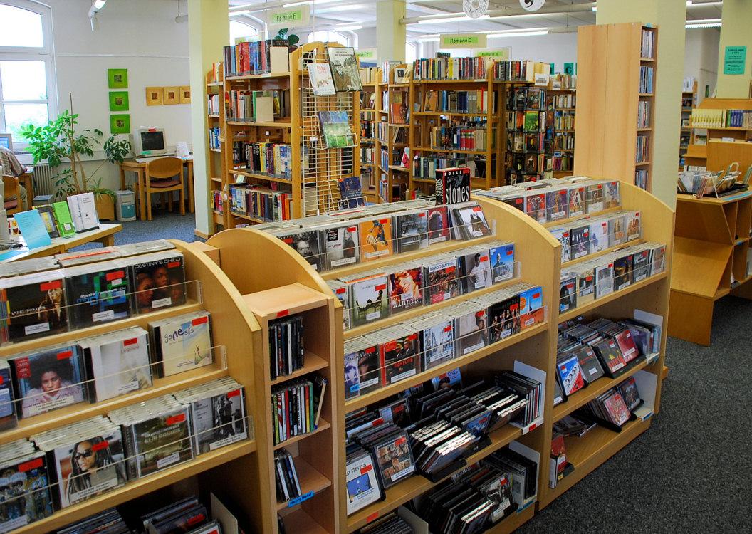 Bruchsal Bibliothek